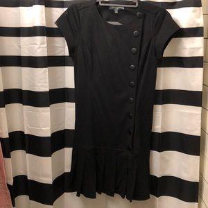 Catherine Malandrino black sailor dress. Size 4